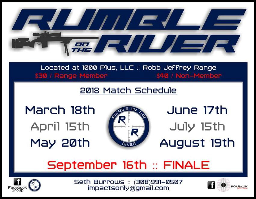 Rumble on the River 2018